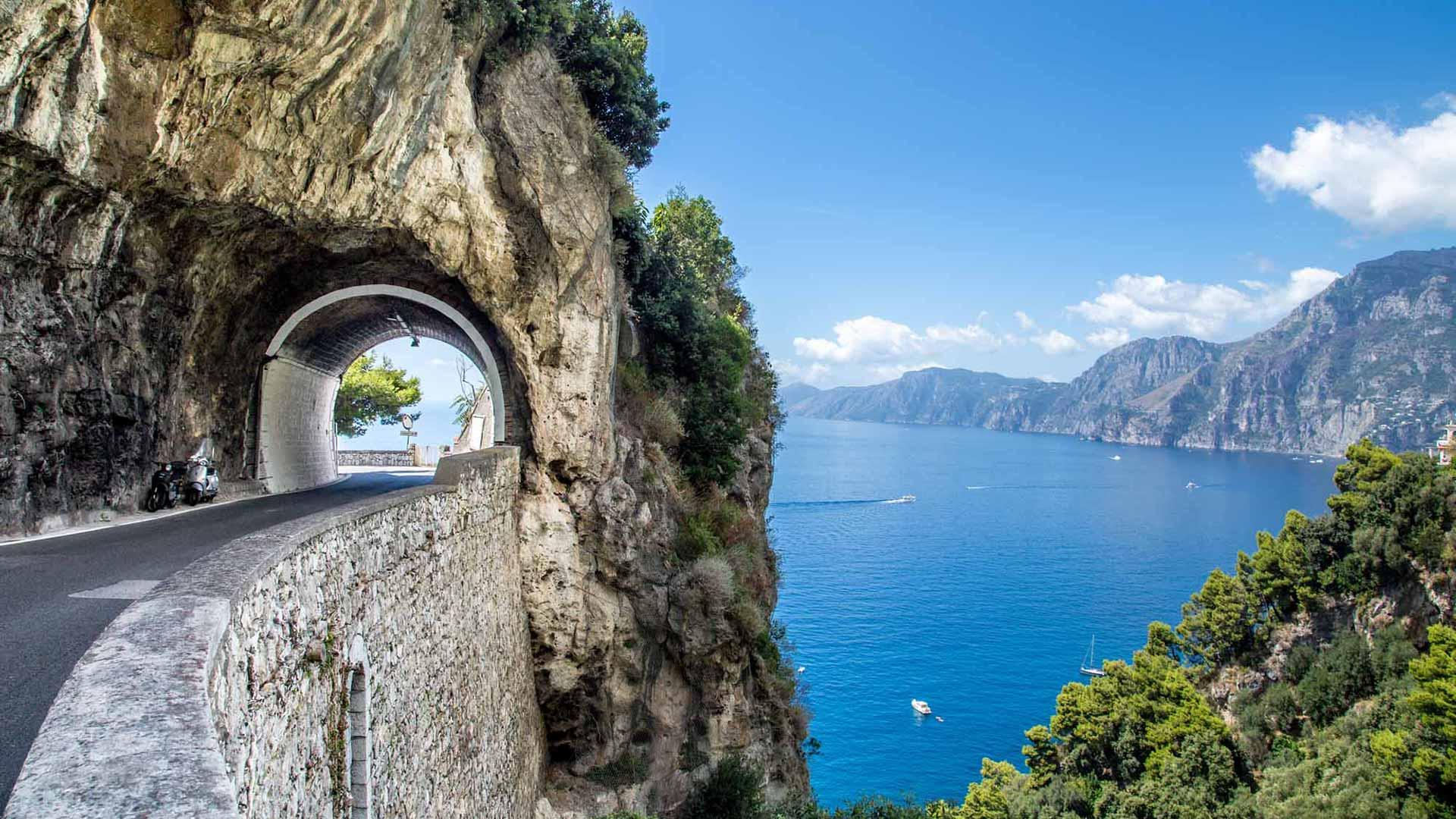 Getting Around the Amalfi Coast