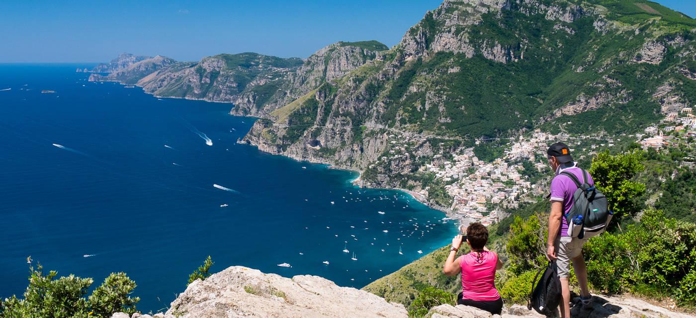 Trekking in Amalfi Coast