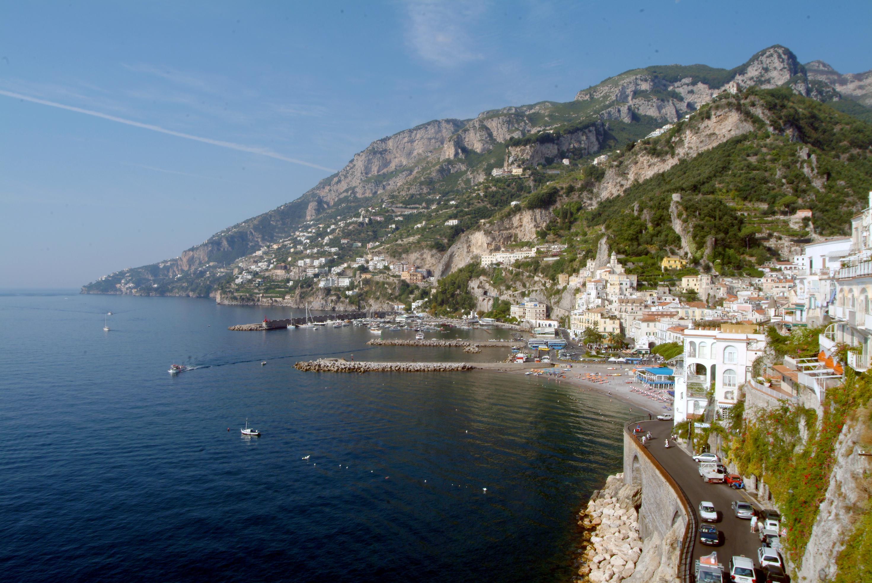 Visit the Amazing Amalfi Coast
