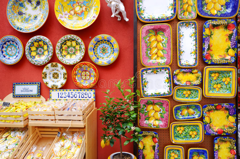 The art of Ceramics in Amalfi Coast